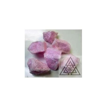 Aragonite Pink rough pieces