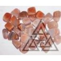 Tumbled Fire Agate Crystal