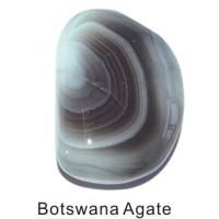 Tumbled Botswana Agate