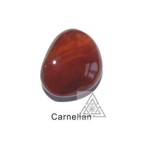 Tumbled Carnelian Crystal