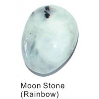 Tumbled Rainbow Moonstone