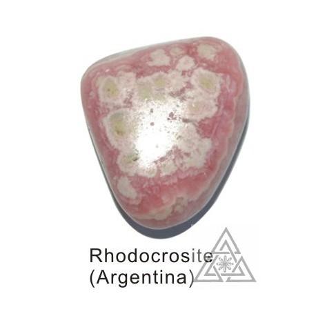 Tumbled Rhodocrosite