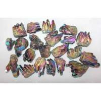 Rainbow Aura Clusters