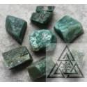 Fuchsite rough pieces