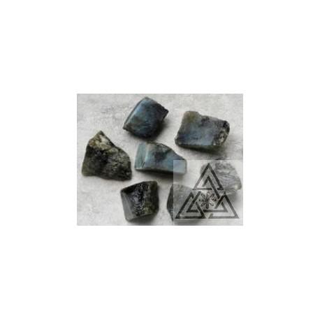 Labradorite rough pieces
