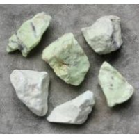 Lemon Chrysoprase rough pieces