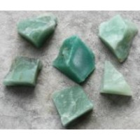 Green Aventurine rough pieces