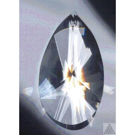 Star Crystal Prism Ball